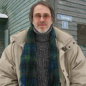 Поэт Игорь Царёв. Фото с сайта marata.net