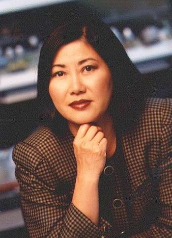 Флосси Вонг – биолог. Фото с сайта genii100.ru