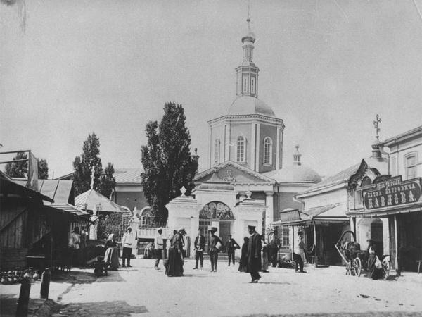 Старый город Орел. Богоявленская церковь. Фото: valley.ru