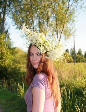 Коса - девичья краса. Фото: Ирина Анисимова