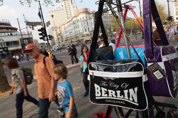 Фоторепортаж. Берлин отметит 125-летие улицы Курфюрстендамм. Фото: Sean Gallup/Getty Images
