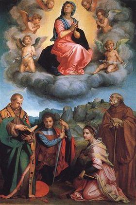 Что видели художники эпохи Возрождения, и что они изображали? Фото: artrenewal.org