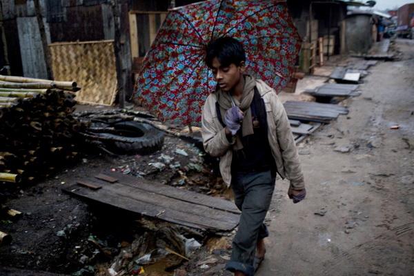 Фоторепортаж о жизни шахтеров в Индии. Фото: Daniel Berehulak/Getty Images