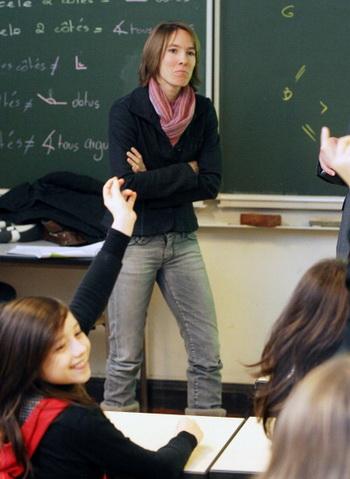 В школах Финляндии будут изучать русский язык. Фото: Getty Images