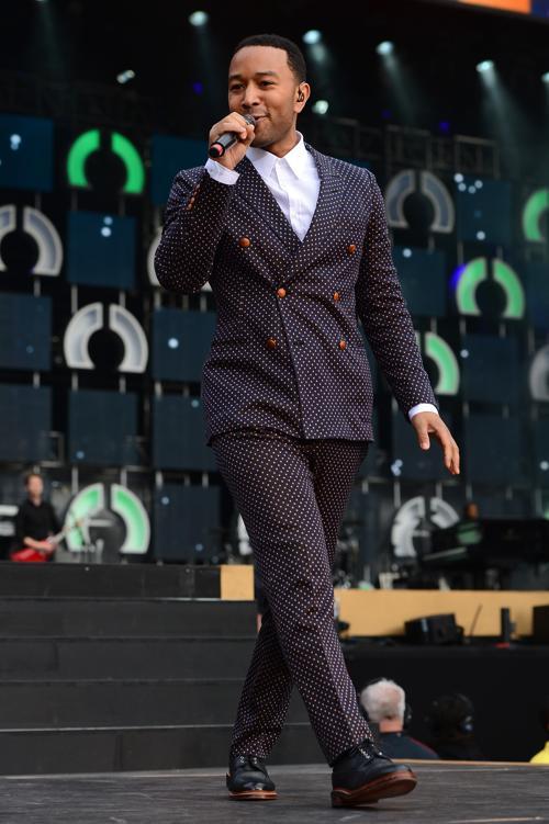 Джон Легенд на концерте в защиту женщин в Лондоне. Фото: Ian Gavan/Getty Images for Gucci