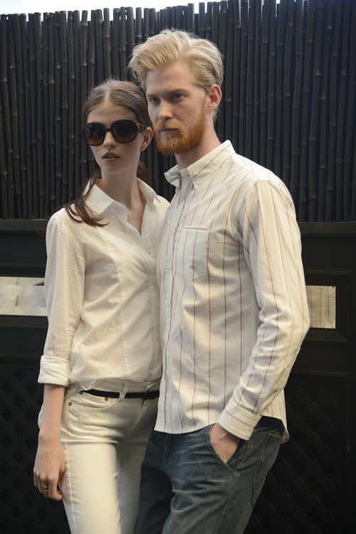 В преддверии Недели моды в Нью-Йорке года прошли презентации брендов и подготовки моделей и мастеров косметологов-визажистов 3 сентября 2013. Фото: Fernanda Calfat/Getty Images