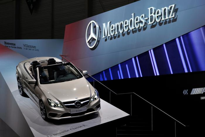 Mercedes-Benz E-Класса. Фото: Harold Cunningham/Getty Images