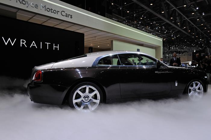 Новый Rolls-Royce Wraith. Фото: Harold Cunningham/Getty Images