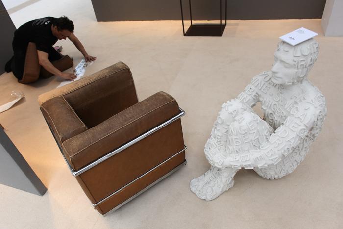 В преддверии выставки изобразительного искусства и антиквариата 2013. Фото: Dan Kitwood/Getty Images