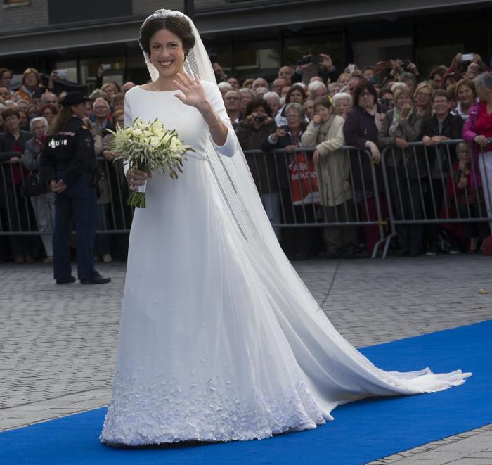 Виктория Червеняк вышла замуж за принца Нидерландов Хайме де Бурбон-Парме 5 октября 2013 года в нидерландском городе Апелдорне. Фото: Michel Porro/Getty Images