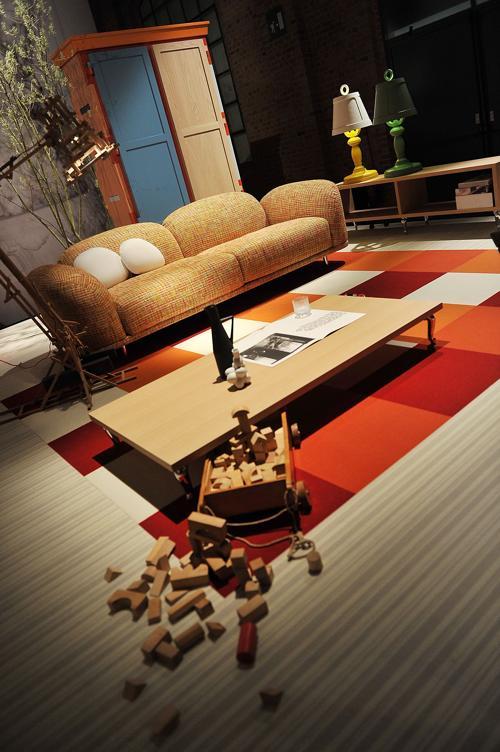 Дизайнерские решения для дома представили в Милане. Фото: Stefania D'Alessandro/Getty Images