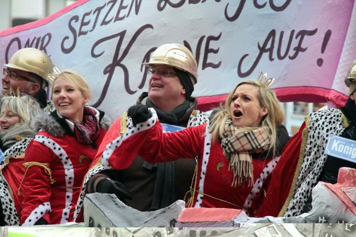 Карнавал в Германии. Фото: Juergen Schwarz/Getty Images