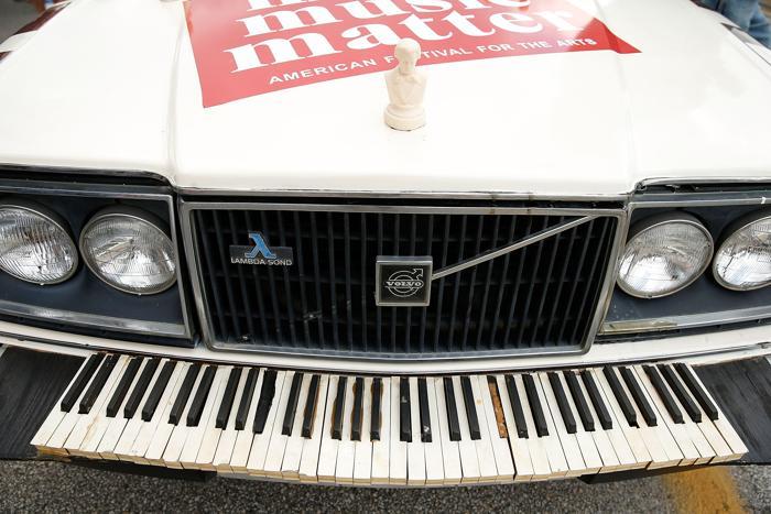 Арт парад автомобилей прошёл в Хьюстоне. Фото: Scott Halleran/Getty Images