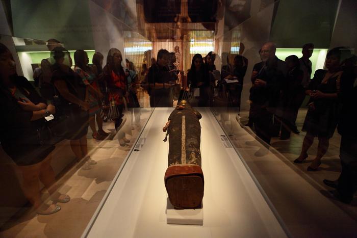 Выставку мумий откроют в Сингапуре. Фото: Suhaimi Abdullah/Getty Images