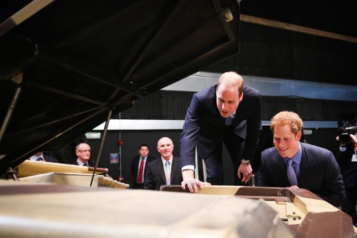 Герцоги Кембриджские посетили студию Гарри Поттера. Фото: Paul Rogers - WPA Pool/Getty Images