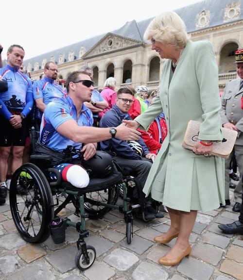Герцогиня Корнуолла Камилла посетила Париж с двухдневным визитом. Фото: Chris Jackson - Pool /Getty Images