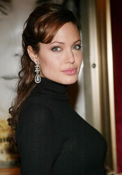 Анджелина Джоли,  24 мая 2011. Фото: Getty Images