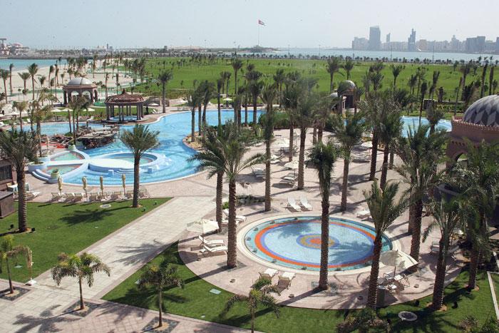 Остров Пальм, Дубай. Фото: RABIH MOGHRABI/AFP/Getty Images