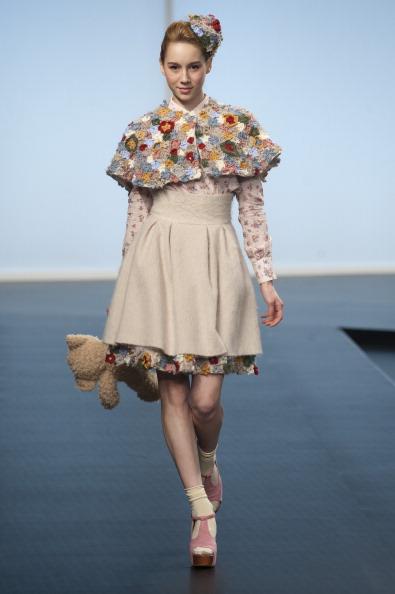 Сезон весна / лето 2011/12 на Неделе моды в Гонконге,  4-5 июля 2011. Фото: Victor Fraile/Getty Images