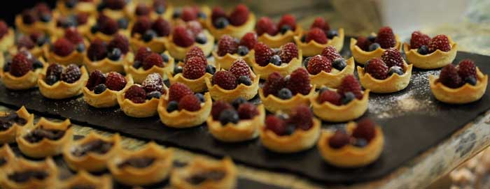 Английский десерт. Фото: Cattermole/Getty Images