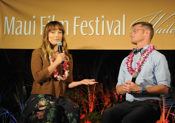 Звездные гости на кинофестивале Мауи, 16 июня 2011, Wailea, Гавайи.  Фото: Michael   Buckner/Getty Images For Maui Film Festival