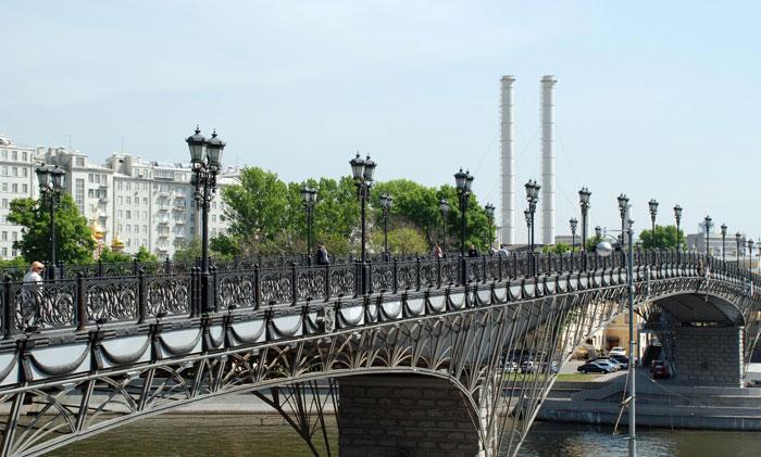 Малый Каменный мост. Фото: Юлия Цигун/Великая Эпоха (The Epoch Times)