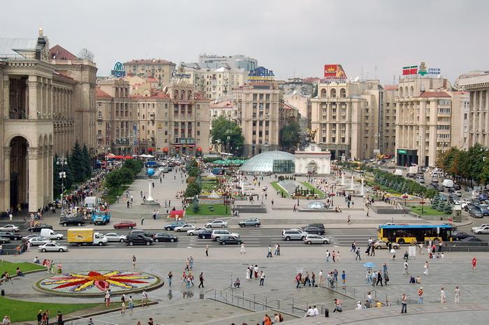 Сегодняшний Киев – деловой, политический, торговый и культурный центр Украины. Фото: Владимир Бородин/Великая Эпоха (The Epoch Times)