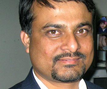 Исламабад, Пакистан. Тарик Зия, 41 год, журналист / редактор