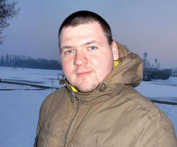 Братислава, Словакия Милан Капуста, 25 лет, повар