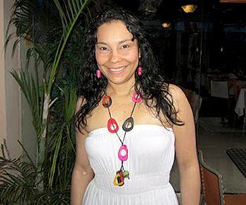 Богота, Колумбия Мерлин Сесилия Кампо Виллабла, 36 лет, бизнес-администратор