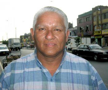 Лима, Перу Линдберг Ологртегуй, 47 лет, торговец