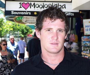 Мулулаба, Австралия Джефф Брэгг, 24, менеджер отдела продаж