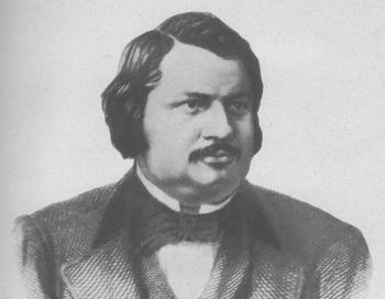 Оноре де Бальзак. С сайта proza.ru