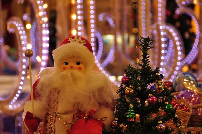 Новый год. Фото: Николай Богатырёв