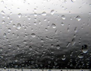 Дождь. Фото: Николай Богатырёв