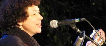Поэт Марина Меламед. Фото с сайта  guide-israel.ru