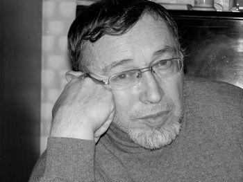 Поэт Владимир Бойков. Фото предоставлено В.Бойковым