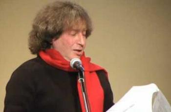 Поэт Михаил Юдовский. Фото со странички фейсбук поэта