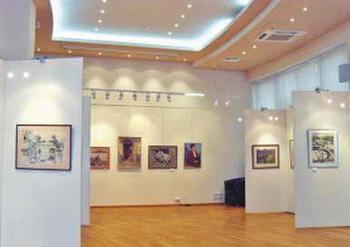 Выставочный зал Российской академии искусств. Фото: aris-art.ru