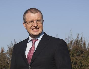 Председатель Российского переселенческого движения (РПД) Андрей Гуськов. Фото предоставлено Андреем Гуськовым
