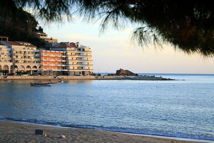 Будва — главный туристический центр Черногории считается курортной столицей. Фото: Leftfield777/flickr.com