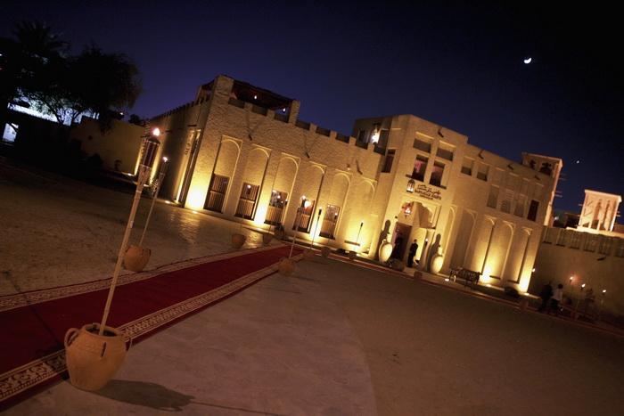 «Деревню наследия» благоустроят в Дубае. Фото: Chris Jackson/Getty Images