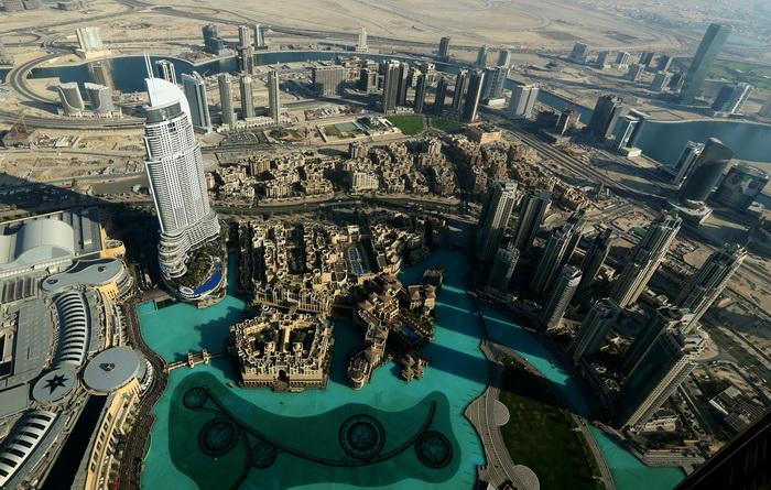 Дубай. Фото: MARWAN NAAMANI/AFP/Getty Images