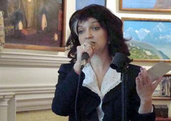 Наталия Черни. Фото предоставлено Викторией Курченко
