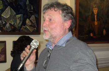 Профессор Георгий Борисов. Фото предоставлено Викторией Курченко