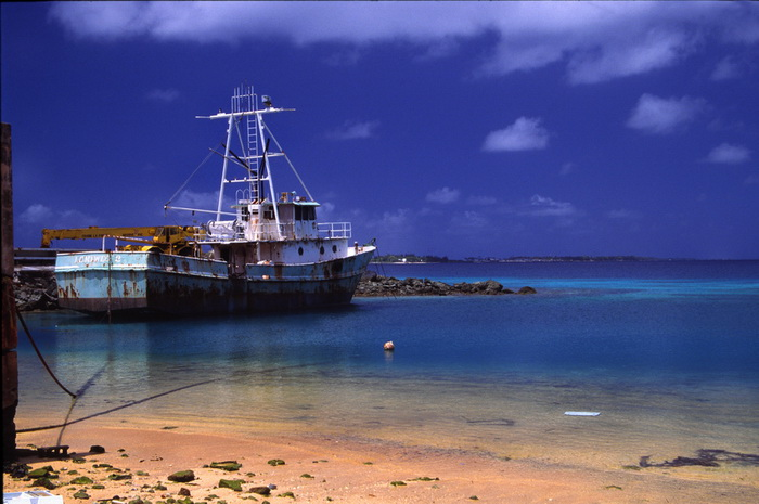 В Микронезии спасли мужчину, дрейфовавшего в лодке 16 месяцев. Фото: mrlins/flickr.com