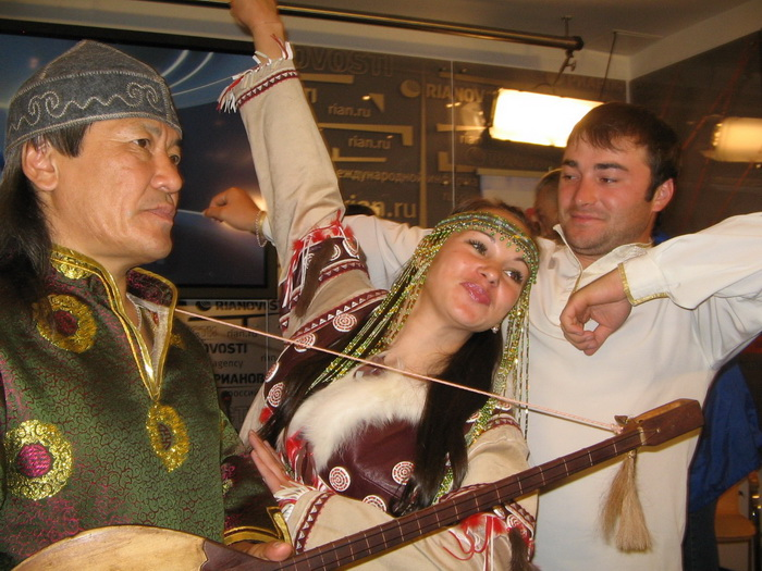 Сибирь, Север и Кавказ – культура объединяет. Фото: Татьяна Петрова/Великая Эпоха (The Epoch Times)