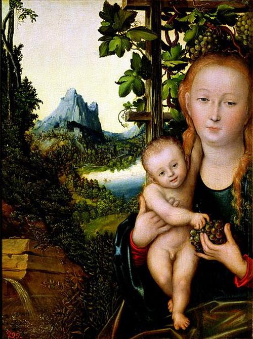 Мадонна с младенцем. Фото: The Bridgeman Art Library/commons.wikimedia.org