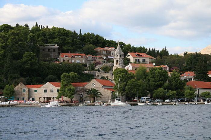 Цавтат — очень тихое и красивое место. Фото: Luu/commons.wikimedia.org