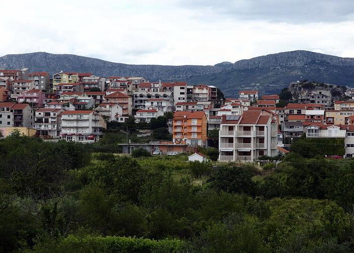 Сплит — городской, культурный и транспортный центр Далмации, второй по величине город Хорватии. Фото: Mark Ahsmann/commons.wikimedia.org